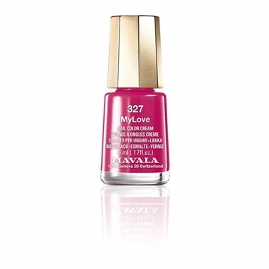 Mavala Mini Color 327 My Love 5ml Oje Pembe